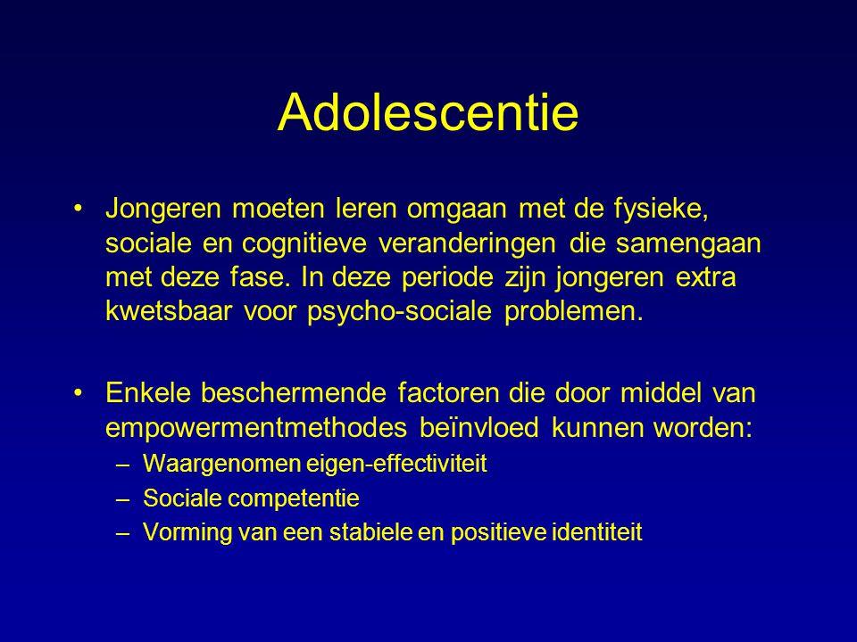 Adolescentie