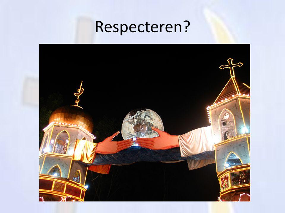 Respecteren