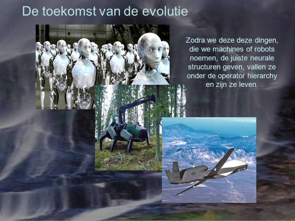 De toekomst van de evolutie