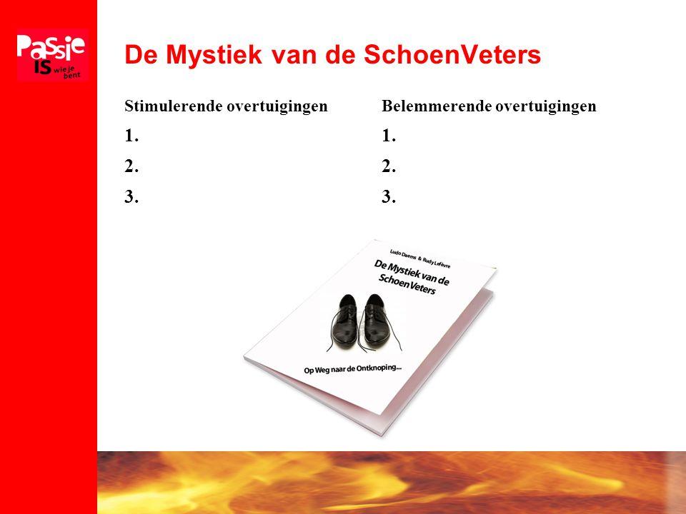 De Mystiek van de SchoenVeters