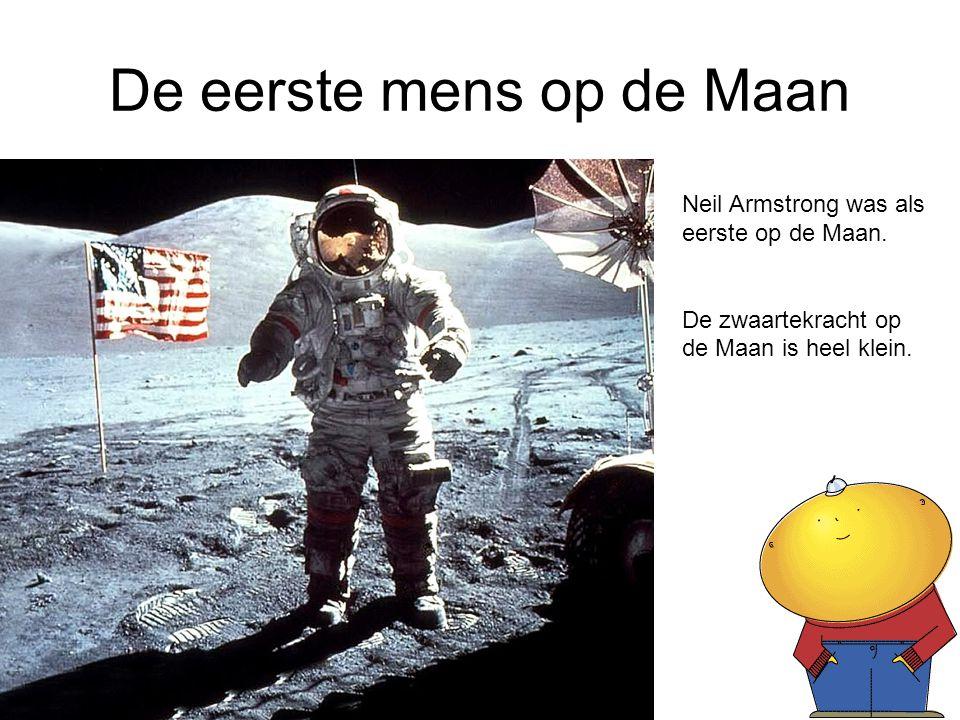 De eerste mens op de Maan