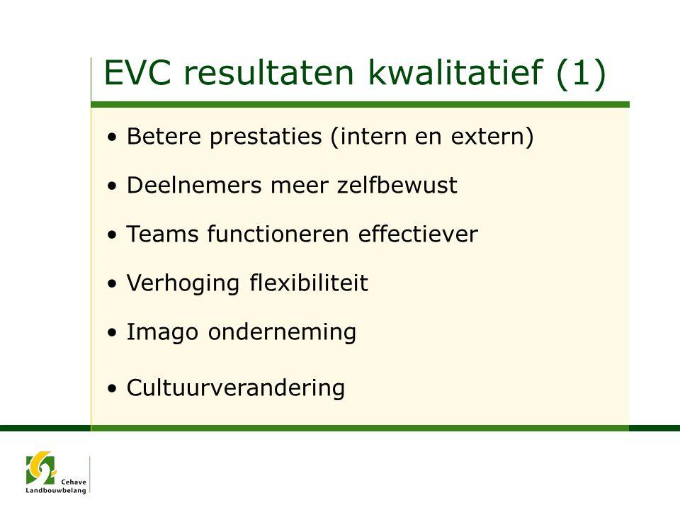 EVC resultaten kwalitatief (1)