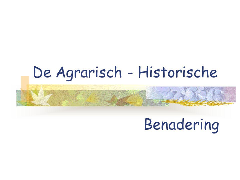 De Agrarisch - Historische