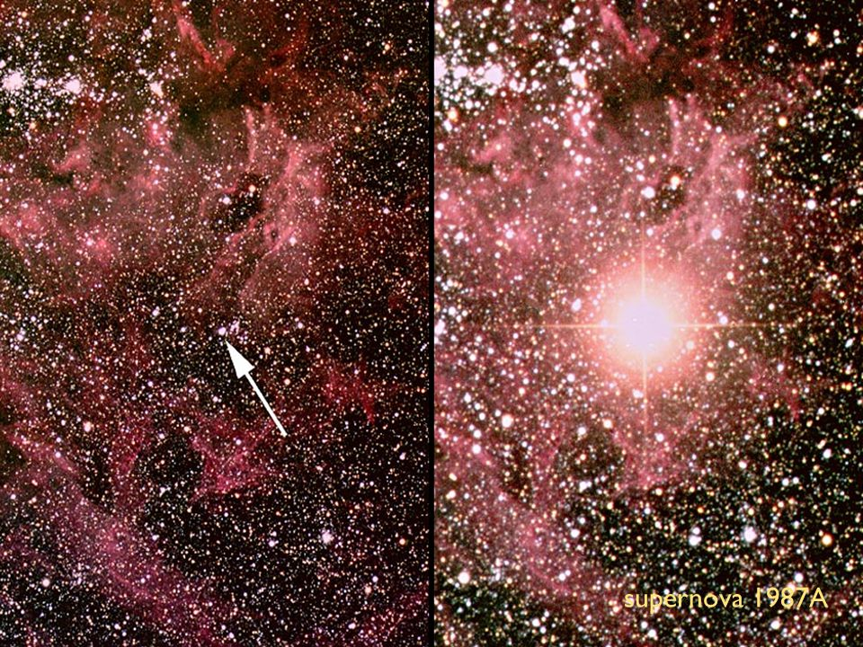 supernova 1987A Supernova 1987A