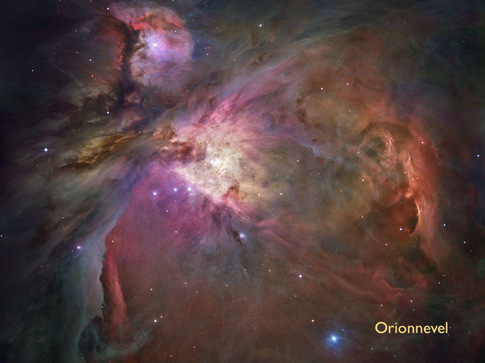 Waar komen sterren vandaan