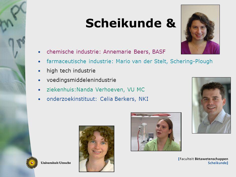 Scheikunde & chemische industrie: Annemarie Beers, BASF