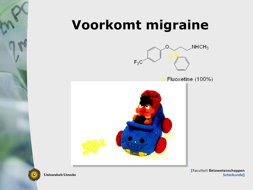 Voorkomt migraine