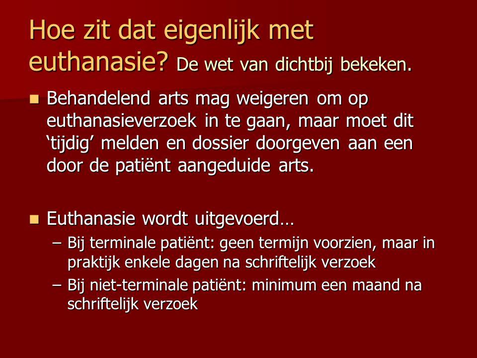 Denkdag over euthanasie kortrijk 26 maart ppt download - Hoe een vierkante salon te voorzien ...