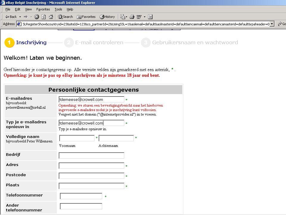 De klantengegevens betreffen hoofdzakelijk identificatiegegevens en facturatiegegevens.