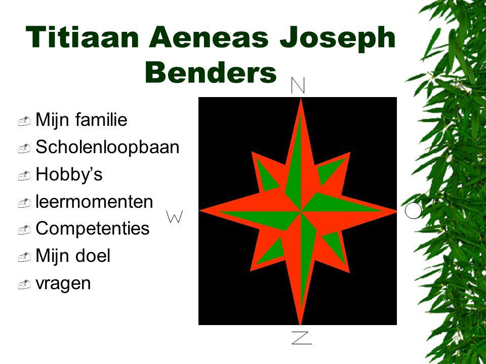 Titiaan Aeneas Joseph Benders