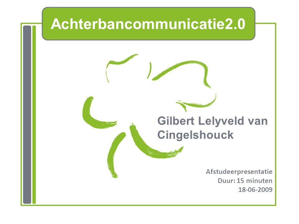 Achterbancommunicatie2.0