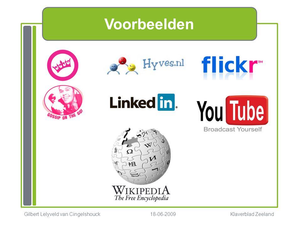 Voorbeelden Gilbert Lelyveld van Cingelshouck 18-06-2009 Klaverblad Zeeland