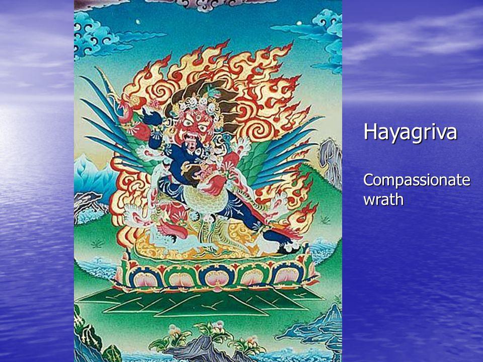 Hayagriva Compassionate wrath