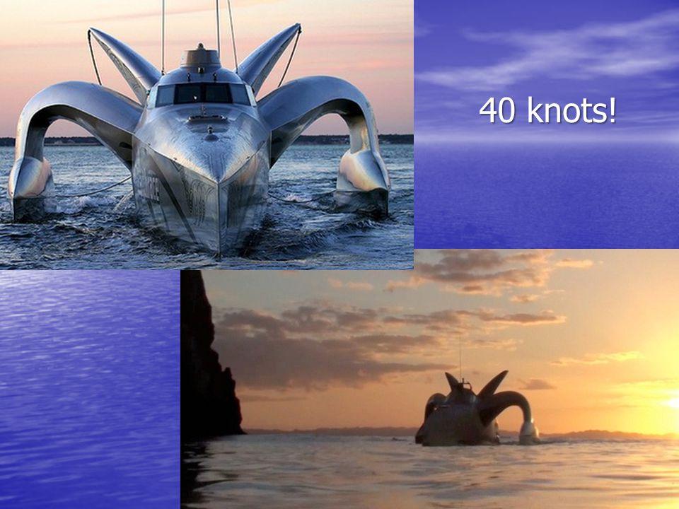 40 knots!