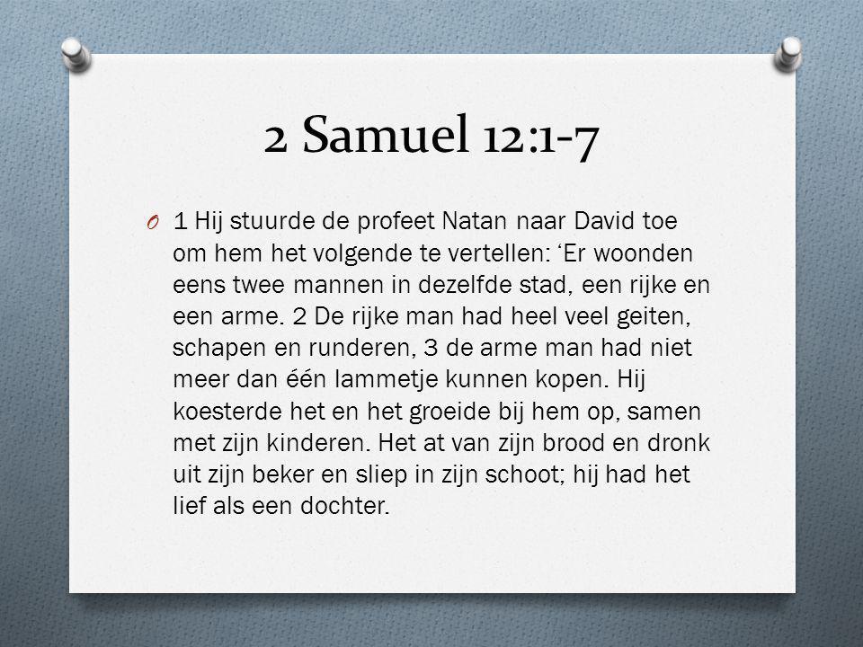 2 Samuel 12:1-7
