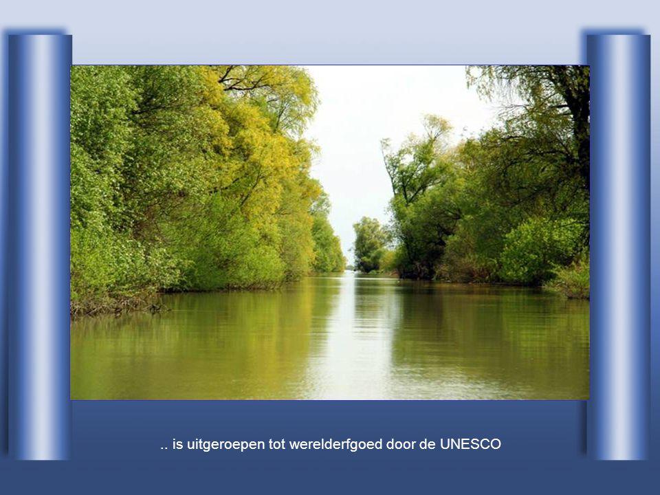.. is uitgeroepen tot werelderfgoed door de UNESCO