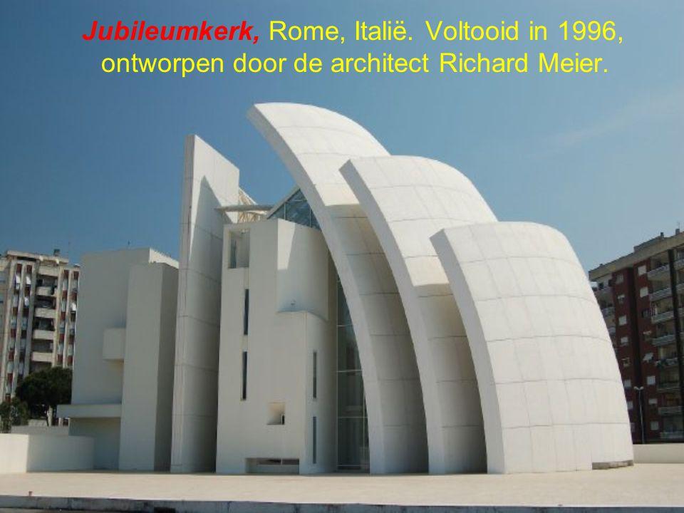 Jubileumkerk, Rome, Italië