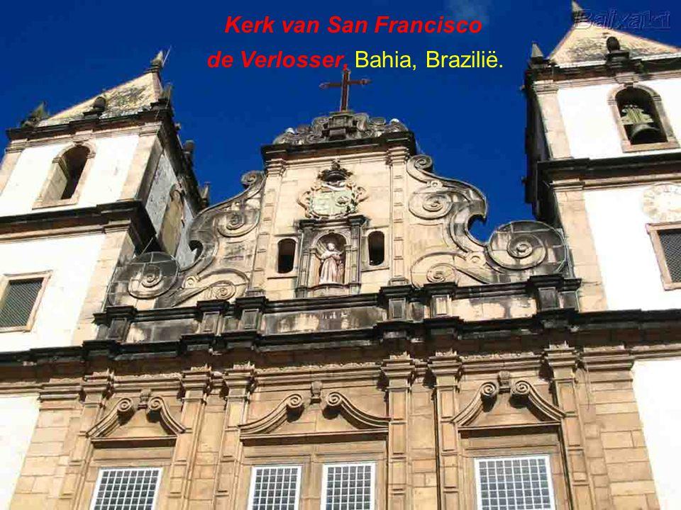 de Verlosser, Bahia, Brazilië.