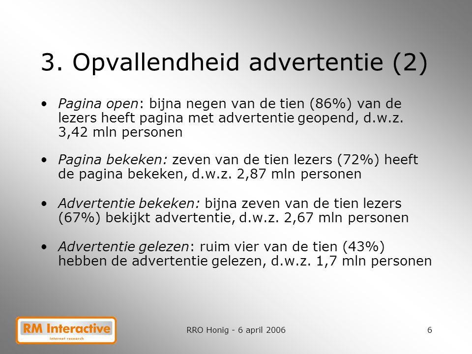3. Opvallendheid advertentie (2)