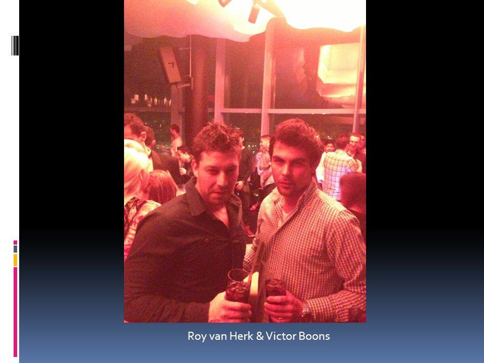 Roy van Herk & Victor Boons