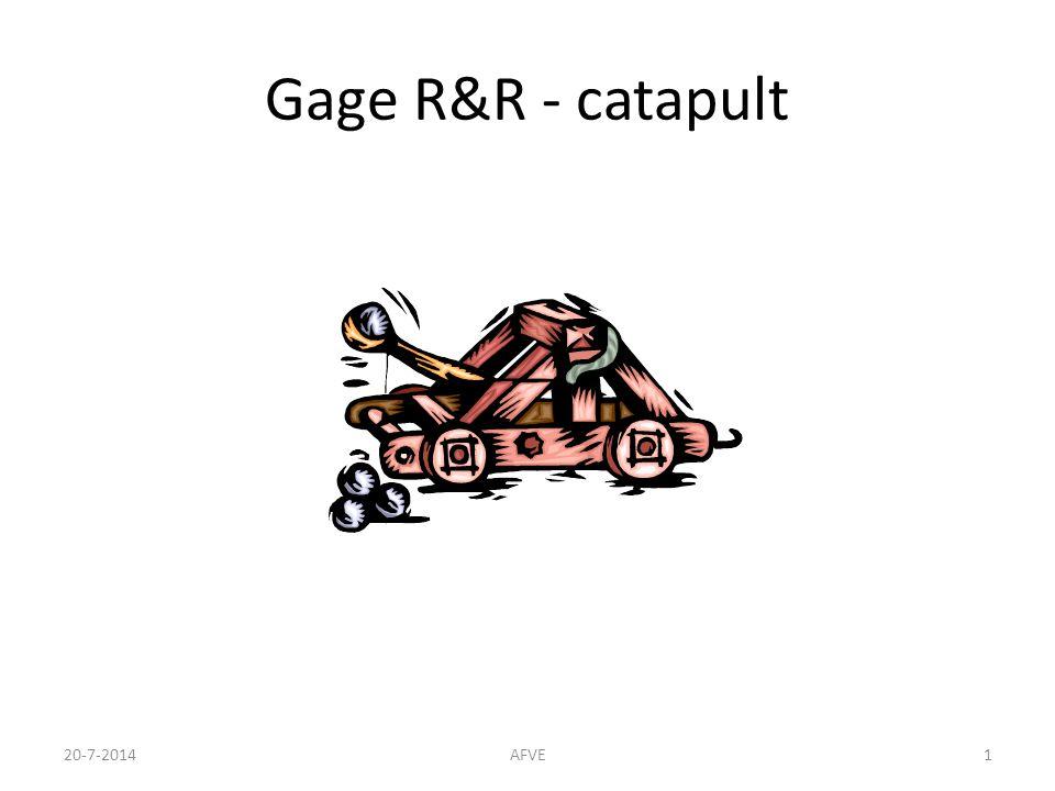 Gage R&R - catapult 4-4-2017 AFVE
