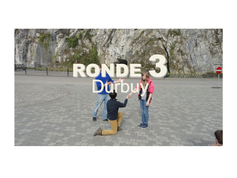 RONDE 3 Durbuy