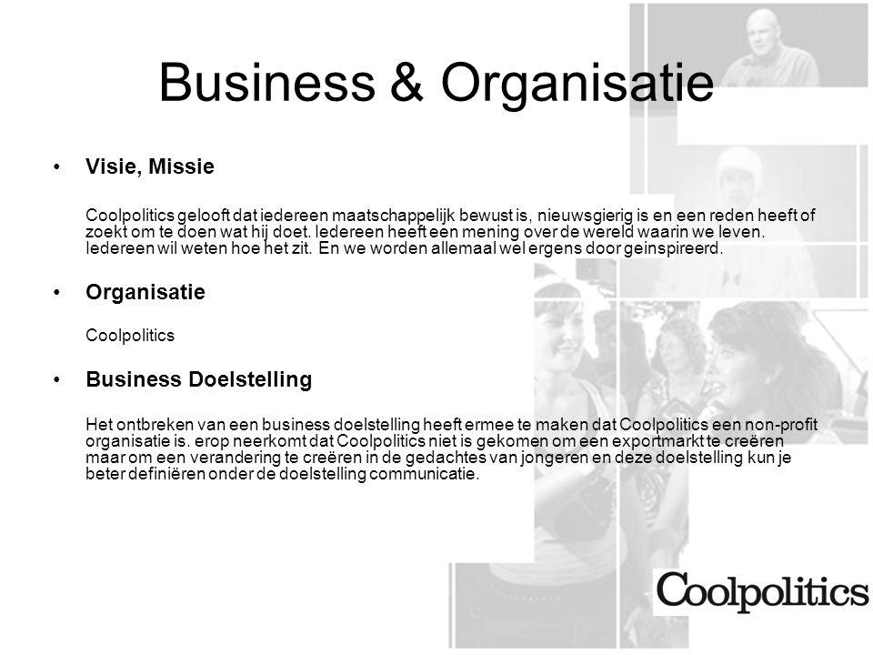 Business & Organisatie