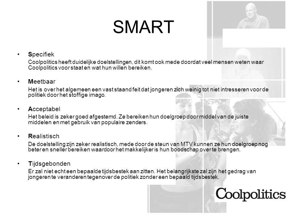 communicatie doelen smart