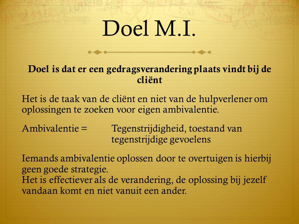 Doel M.I.