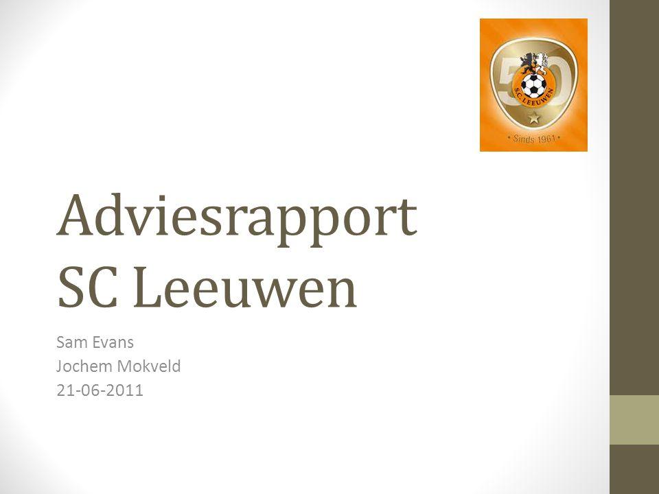Adviesrapport SC Leeuwen