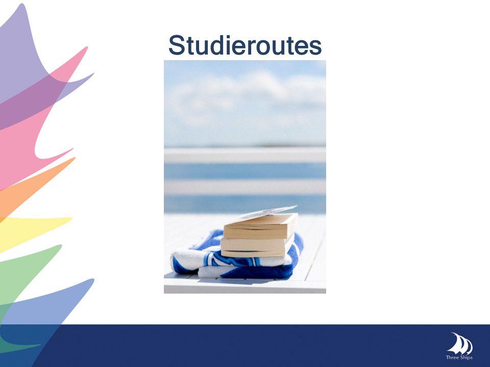Studieroutes