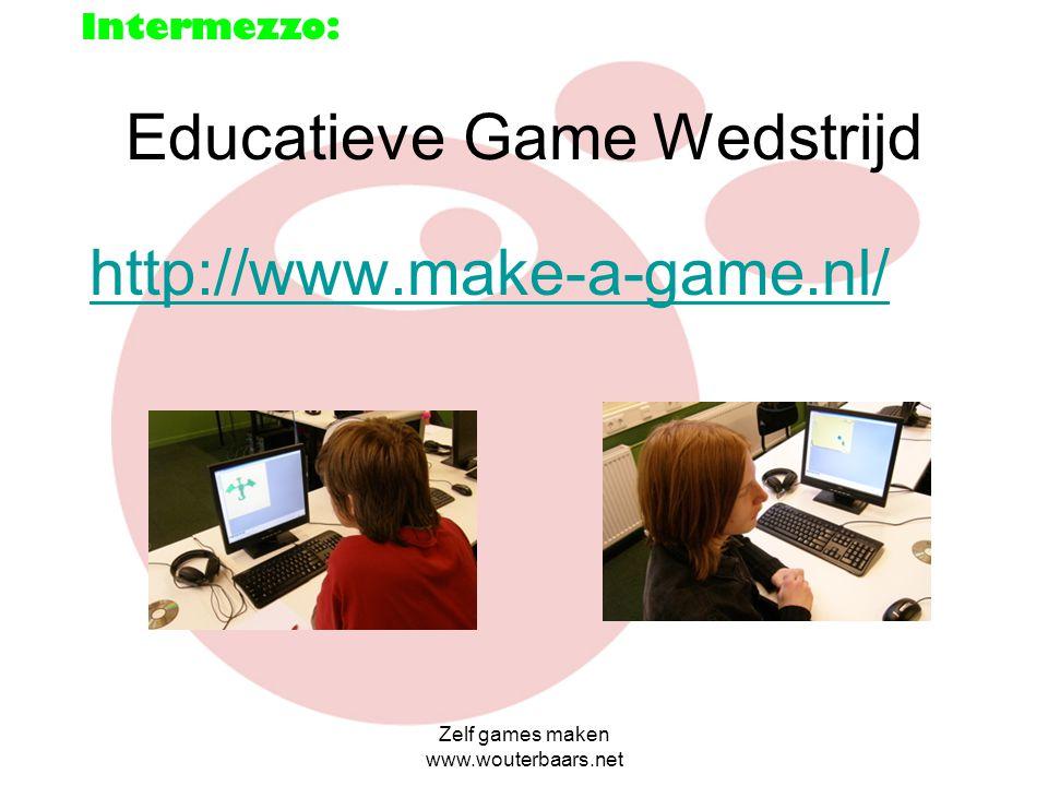 Educatieve Game Wedstrijd
