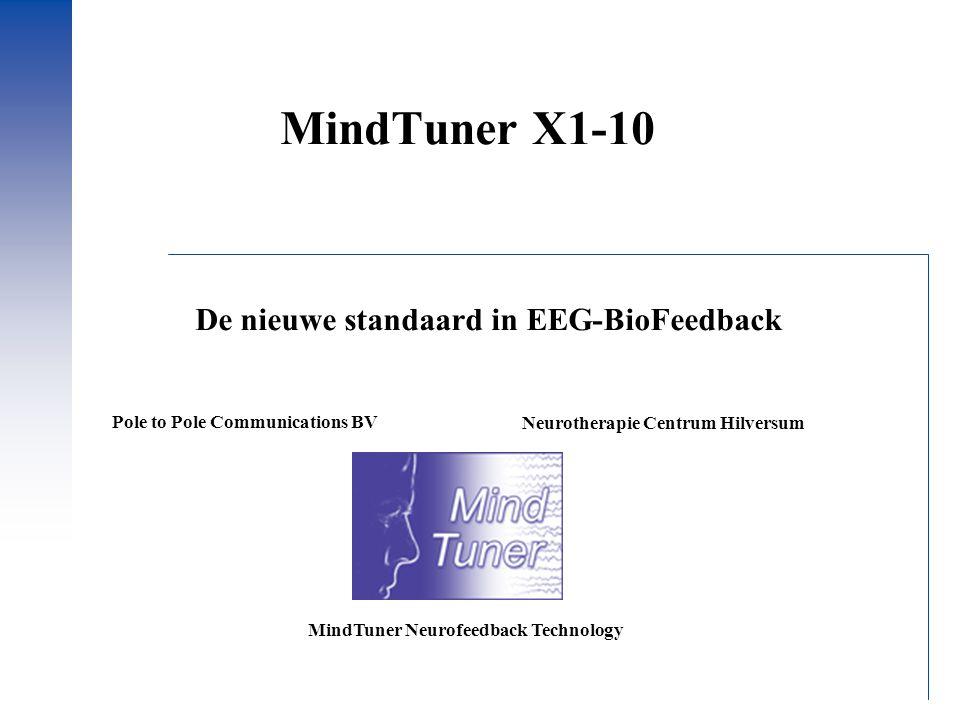 De nieuwe standaard in EEG-BioFeedback