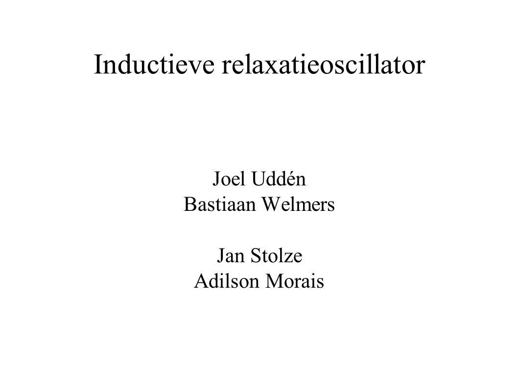 Inductieve relaxatieoscillator
