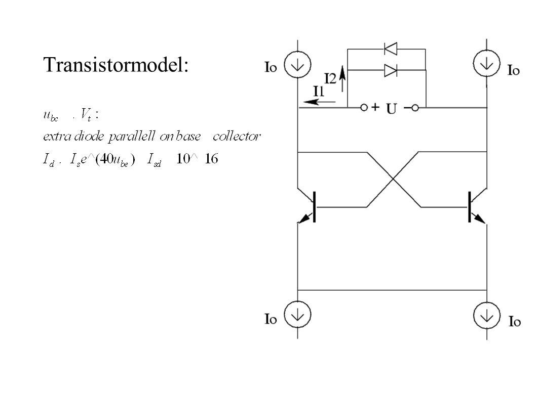 Transistormodel: