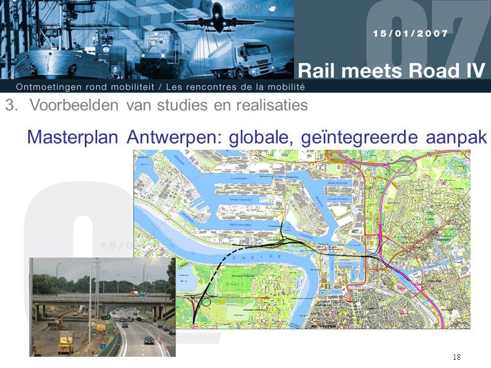Masterplan Antwerpen: globale, geïntegreerde aanpak
