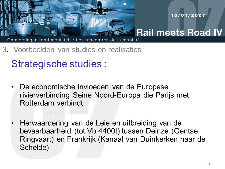 Strategische studies :