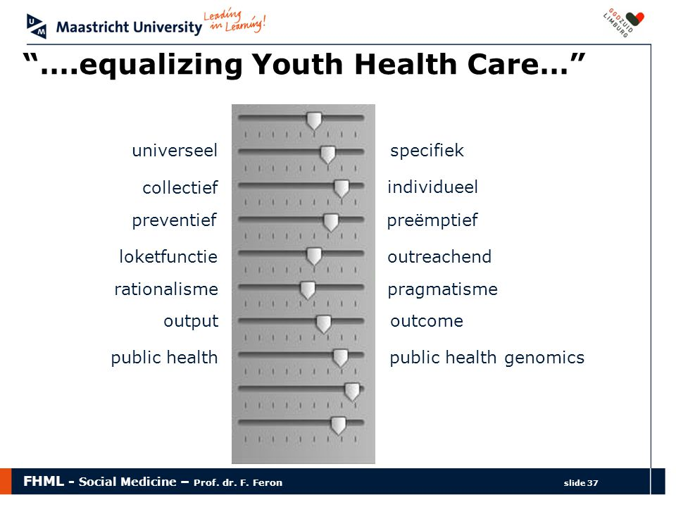 ….equalizing Youth Health Care…