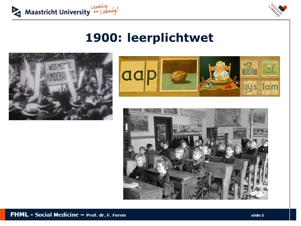 1900: leerplichtwet