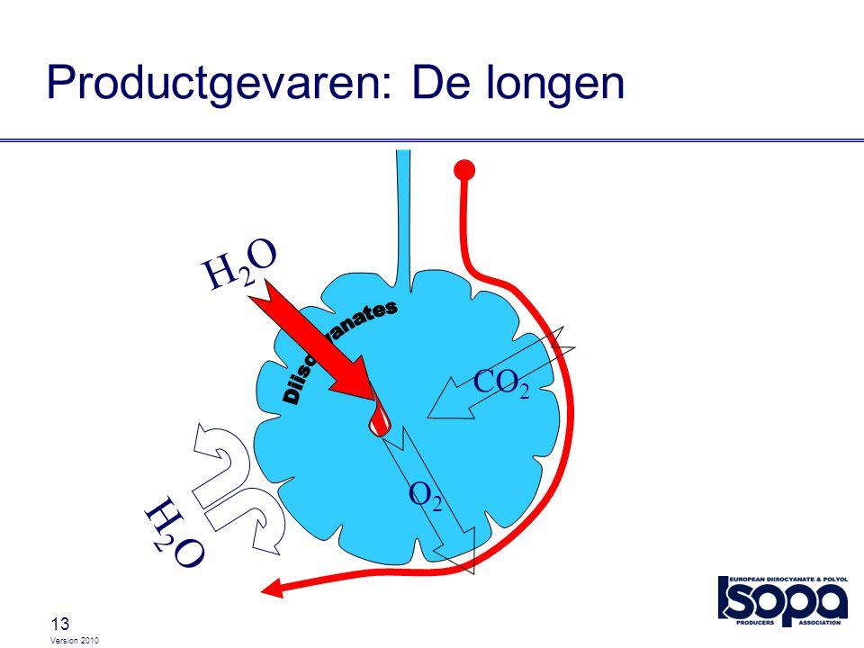 Productgevaren: De longen