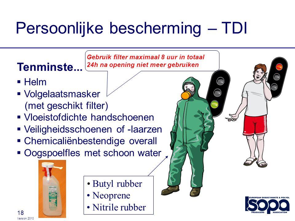 Persoonlijke bescherming – TDI