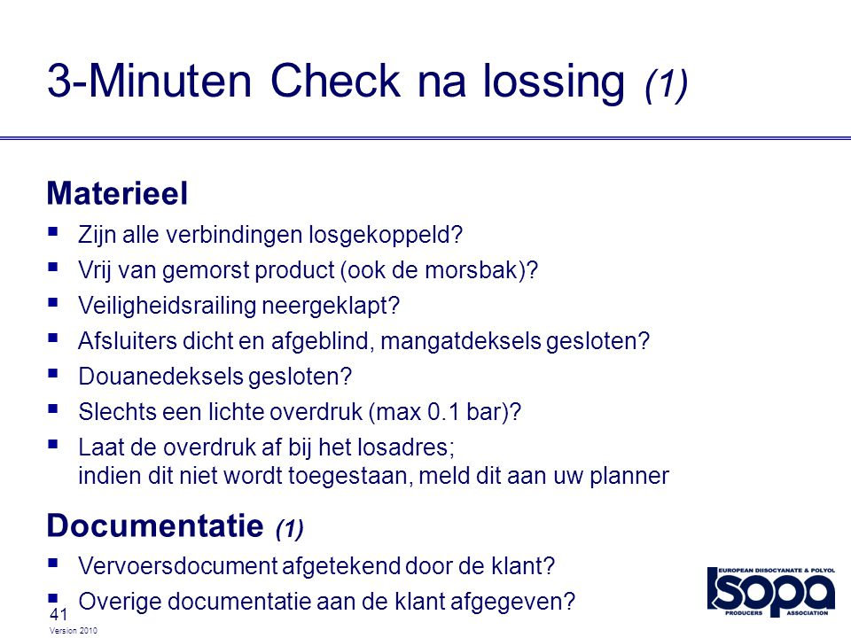 3-Minuten Check na lossing (1)