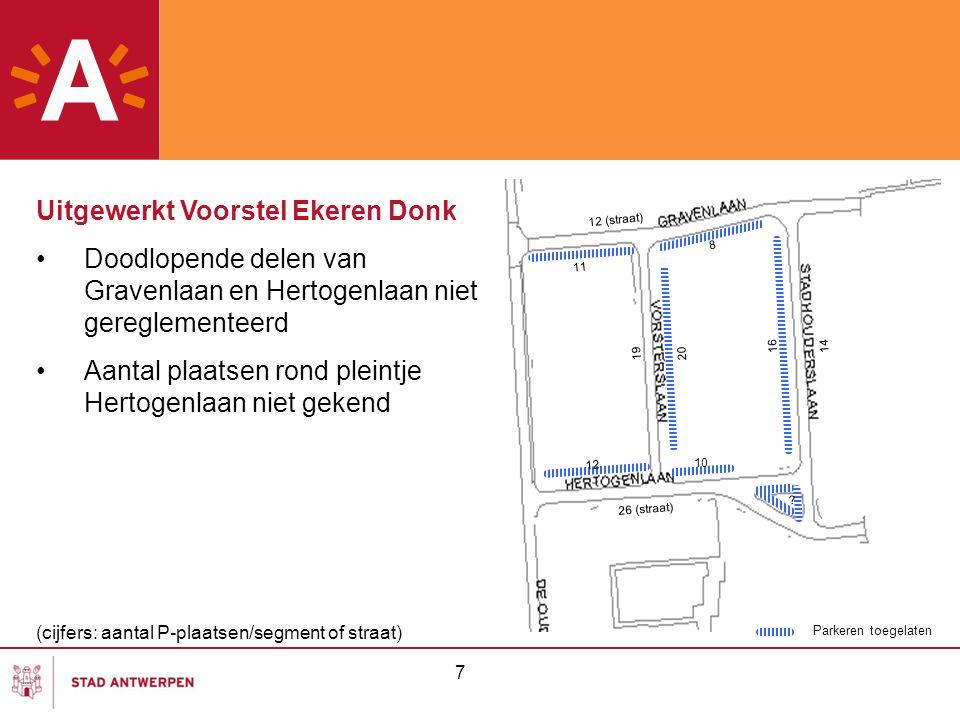 Uitgewerkt Voorstel Ekeren Donk