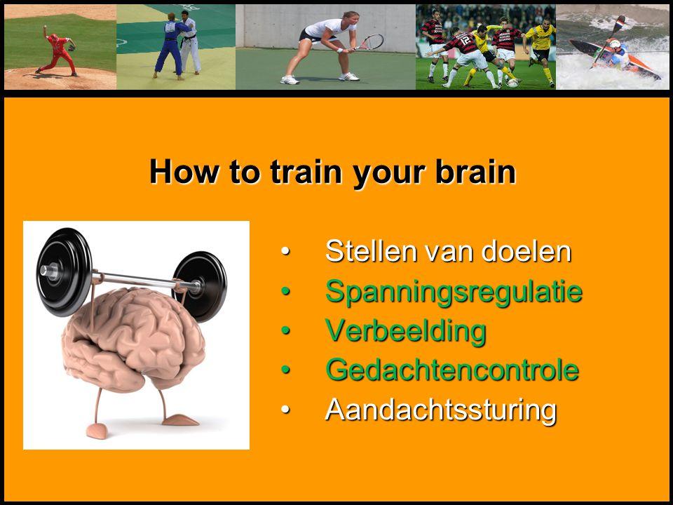 Mentale Sportbegeleiding