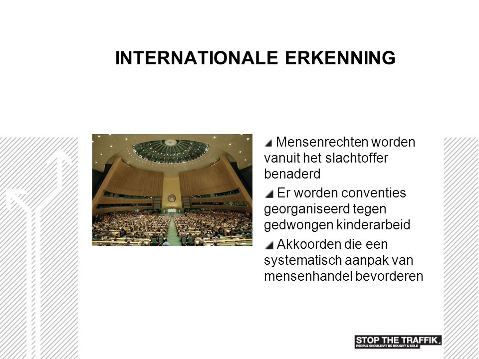 INTERNATIONALE ERKENNING