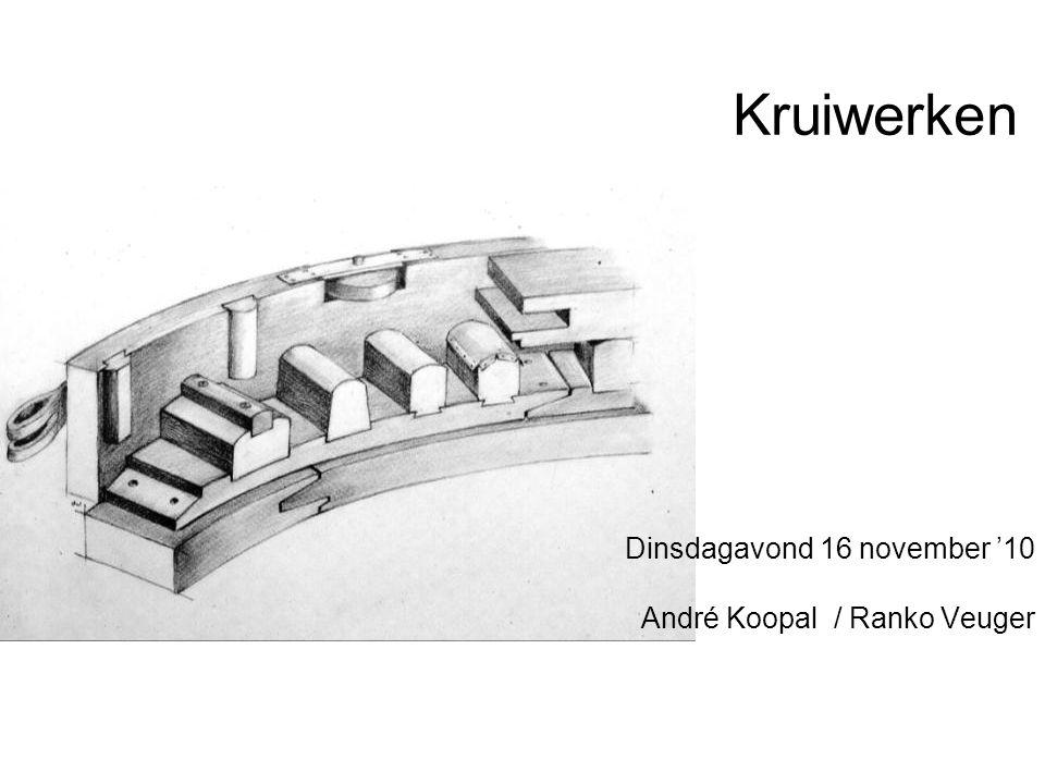 Dinsdagavond 16 november '10 André Koopal / Ranko Veuger