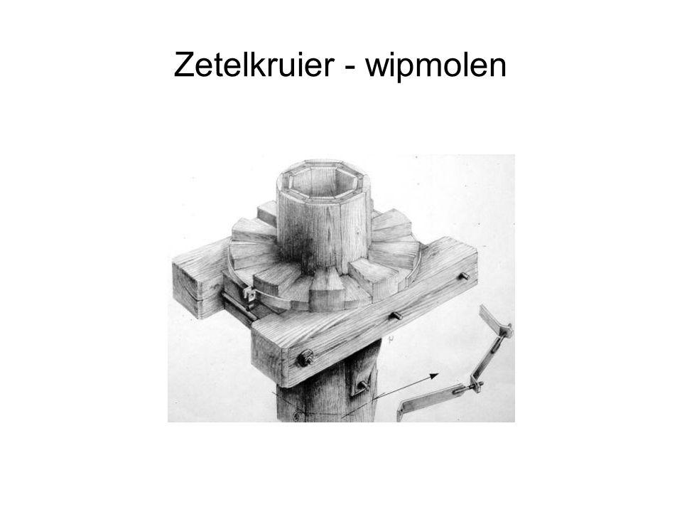 Zetelkruier - wipmolen