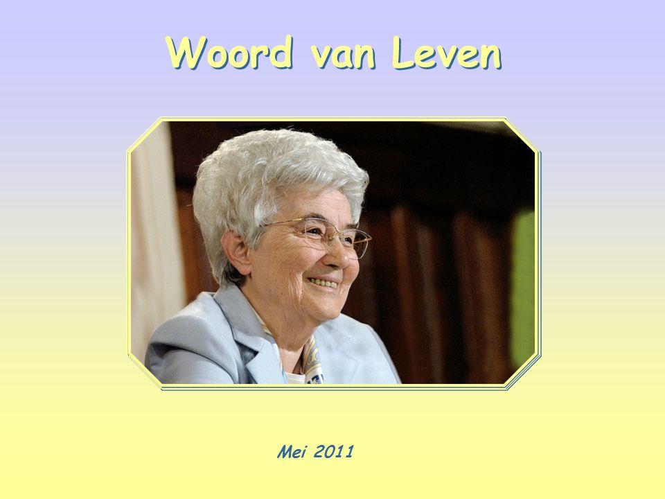 Woord van Leven Mei 2011