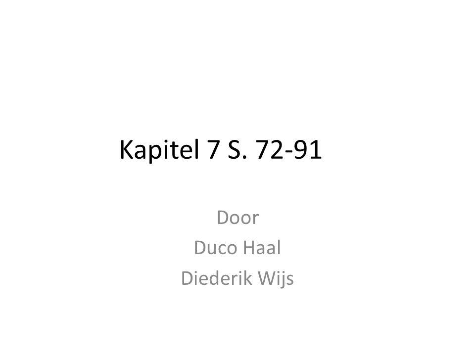 Door Duco Haal Diederik Wijs