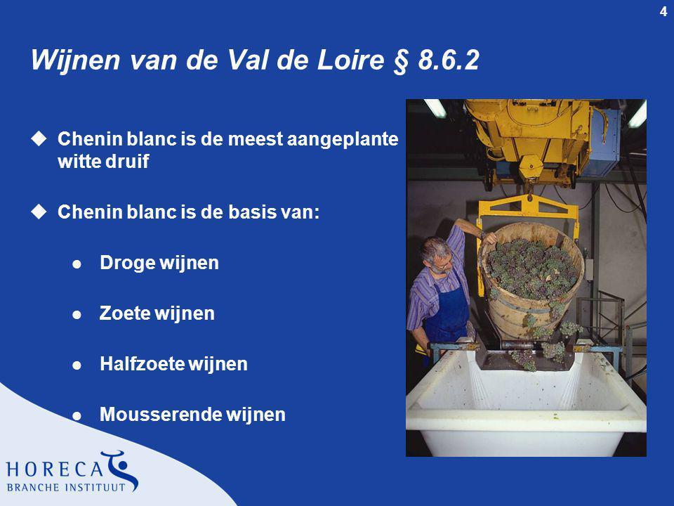 Wijnen van de Val de Loire § 8.6.2
